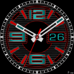 548 3S Watch Face