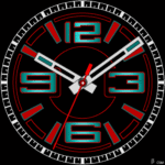 548 S Watch Face