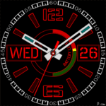 549 S Watch Face