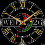553 2S Watch Face