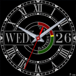 553 S Watch Face