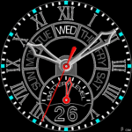 556 S Watch Face