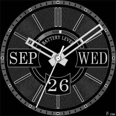 561 2S Android Watch Face