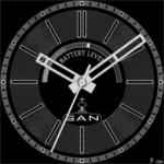 561 S Clock Face