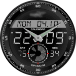 90 Well KeYOSC Watch Face