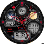 AUDI RS 2.01 Watch Face