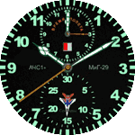 Acs 1 VXP Watch Face