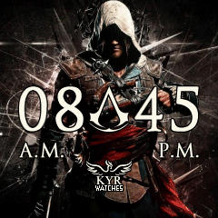 AssassinsC VXP Watch Face