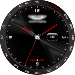 Aston M Watch Face