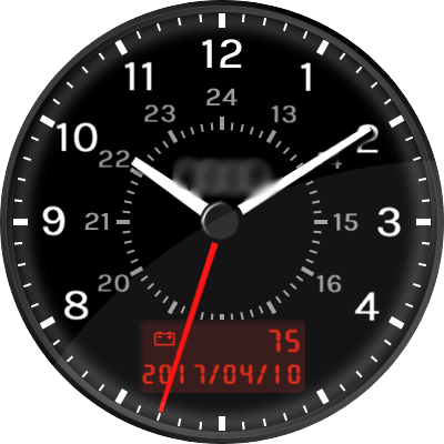 Audi v2 Android Watch Face