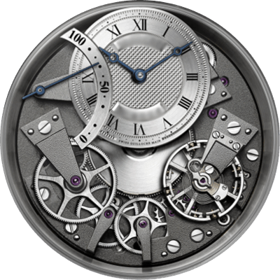 Breguet Android Watch Face