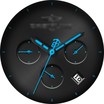 Breitling Minimal V2 Android Watch Face