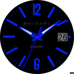 Bvlcari A Watch Face