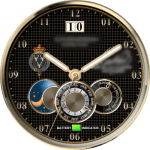 CAVENDISH DEVONSHIRE Watch Face