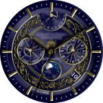 CAVENDISH RENAISSANCE Watch Face