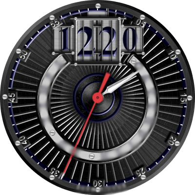 CAVENDISH DU TEMPS Android Watch Face