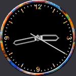 CWF 003v Clock Face