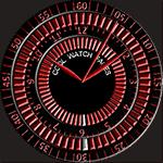 CWF 005V Clock Face