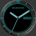 CWF 007 Clock Face