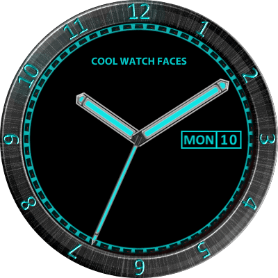 CWF 007 Android Watch Face