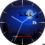 CWF Christmas Special Watch Face