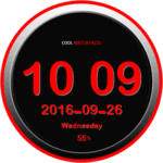 CWF Digital Clock Face