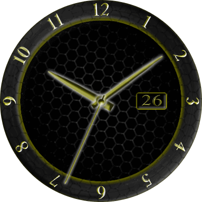 CWF Gold Android Watch Face