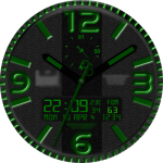 DUMONT 2 Watch Face