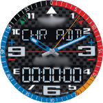 Exospace V Watch Face