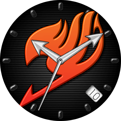 Fairy Tail Android Watch Face