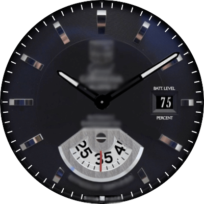 GC2 Android Watch Face