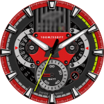 GIORGIO PIOLA Watch Face