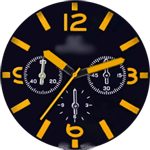 Gt 5 VXP Watch Face