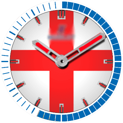 HUBLOT ENGLAND Android Watch Face
