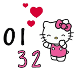 Hello Kitty VXP Watch Face