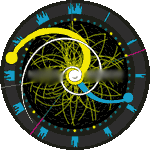 Higgs Boson VXP Watch Face