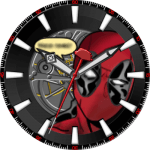 Invicta Marvel Watch Face