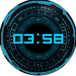 Ironman 2 Watch Face