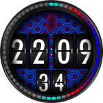 JN Colours Playng Watch Face