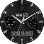 JN Professional Class Watch Face