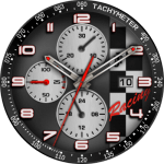 JNRacing V2 Watch Face