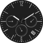 JN Rupert Watch Face
