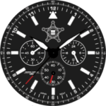 Jorg Gray Obama Watch Face