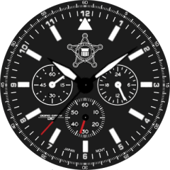 Jorg Gray Obama VXP Watch Face