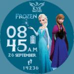 KYR Frozen Watch Face