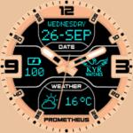 KYR Prometheus Watch Face