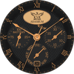 KYR Adamium Clock Face