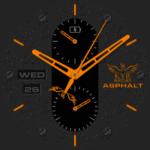 KYR Asphalt Orange