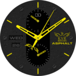 KYR Asphalt Yellow