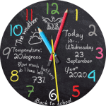 KYR Back To School Watch Face
